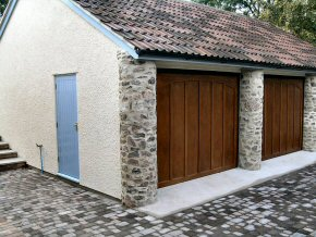 Complete garage refurbishment